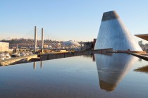Museum of Glass, Tacoma. Photo courtesy of the Tacoma Regional Convention and Visitor Bureau.