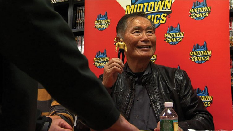 Still from SAAFF opener TO BE TAKEI.
