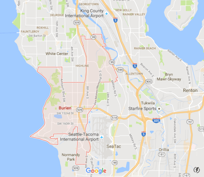 Burien_Map