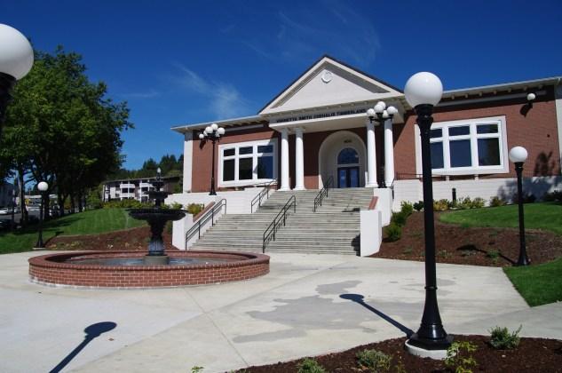 Chehalis Timberland Library.ChehalisCommunityRenaissanceTeam