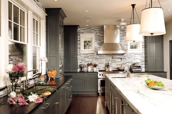 backsplashes kitchen country decorations choosing the best backsplash for your washingtonian dc