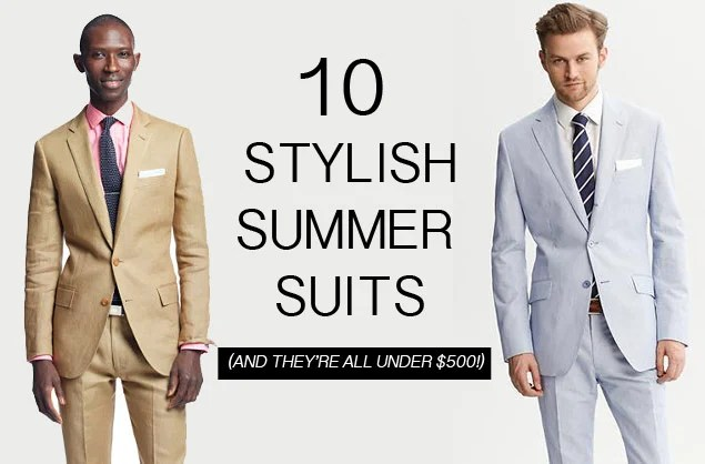 Style Tip for Guys What to Wear to a Summer Wedding  Washingtonian
