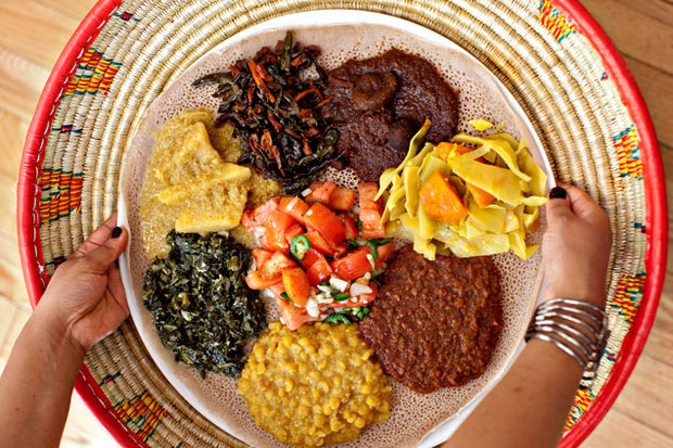 100 Very Best Restaurants 2014 Ethiopic  Washingtonian