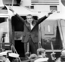 President Richard Nixon Resigned 40 Years Ago Today ...