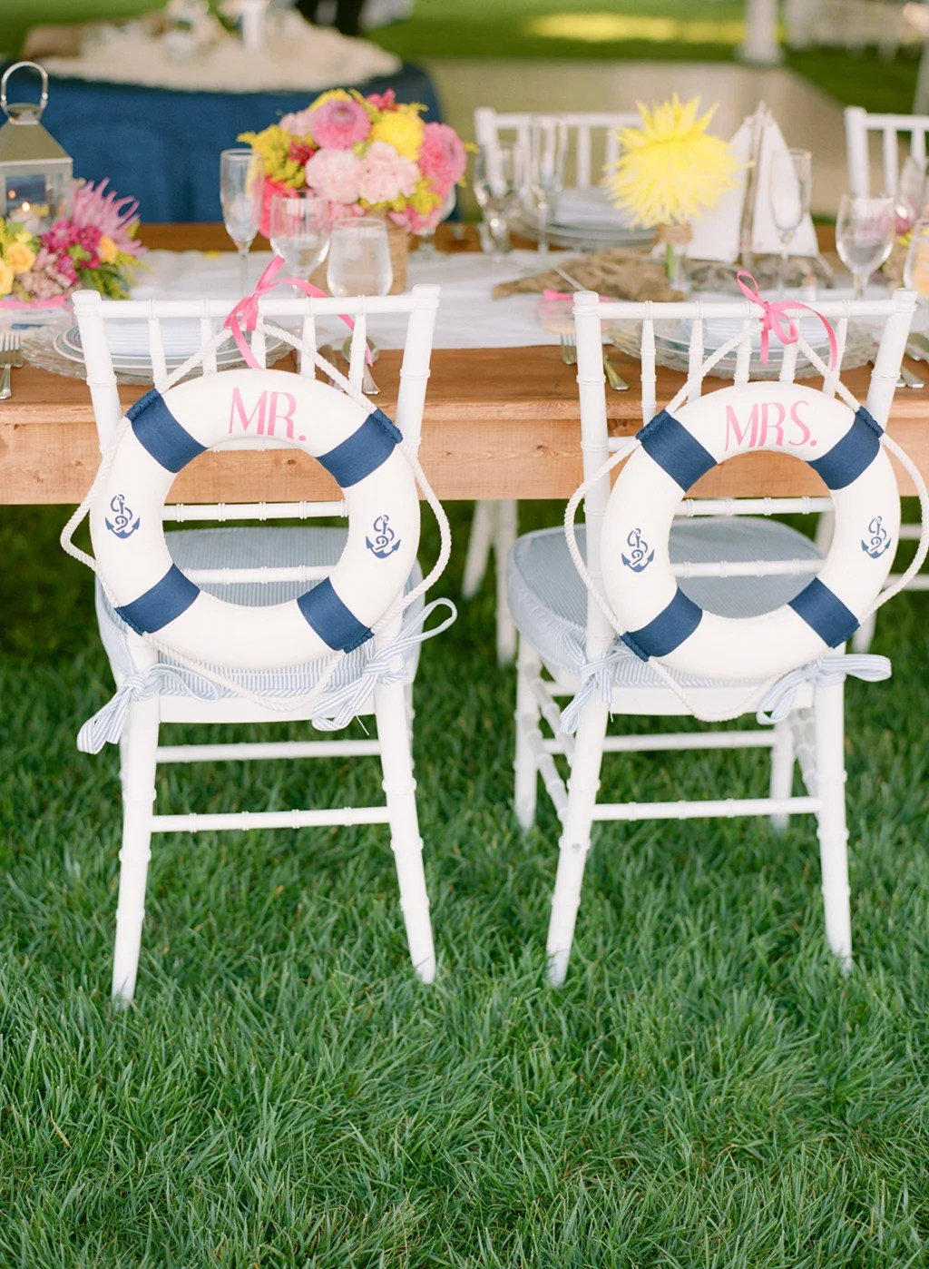 beach wedding chair decoration ideas dining room chairs modern 50 clever to make your stand out washingtonian