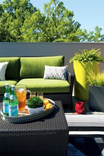 Roof Deck Inspiration Grown- Treehouse In Arlington