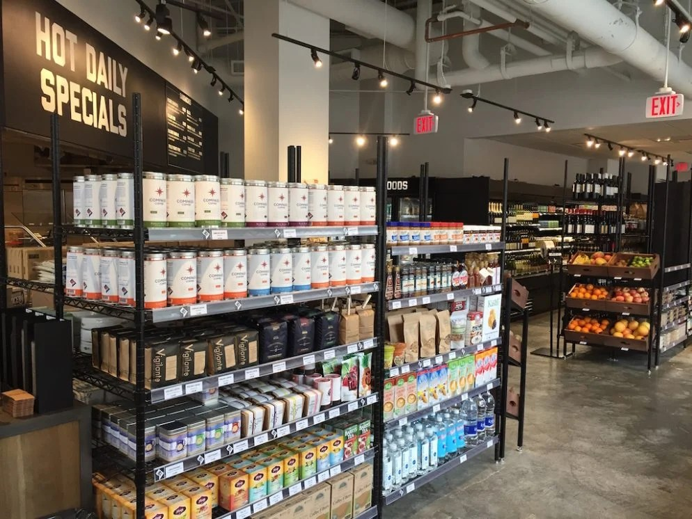Union Kitchen Grocery Opens in Shaw With Around 100 DC