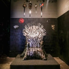 Game Of Throne Chair Folding Camping Table And Chairs Drink Company Will Keep Its Iron But The Return Thrones Pop Up Is Uncertain
