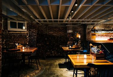 Date Night Solved: the Dabney's Basement Wine Bar Is Now Open