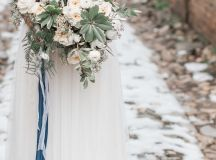 Engaged in December, Married in March: Melissa and Bogdan's Late Winter Wedding in Old Town Alexandria images 22