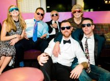 This Couple Ditched The Frills of A Formal Wedding for An Awesome New Years Eve Party at a DC Poolhall images 36