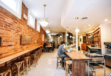 Check out the Mount Pleasant Restaurant, Bar, and Bakery That Everyone Will Be Talking About