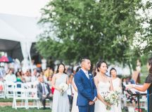 An Ice Cream Truck Made a Sweet Finale for this Scorching Summer Wedding on the Hottest Day of the Year images 9