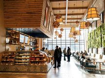 Mike Isabella debuts sprawling Isabella Eatery at Tysons Galleria. Photograph by Scott Suchman.