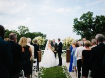 This Golf-Loving Couple Hit a Hole in One with an Elegant Army Navy Country Club Wedding images 22