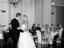 This Golf-Loving Couple Hit a Hole in One with an Elegant Army Navy Country Club Wedding images 39