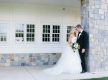 This Golf-Loving Couple Hit a Hole in One with an Elegant Army Navy Country Club Wedding images 5