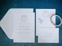 This Golf-Loving Couple Hit a Hole in One with an Elegant Army Navy Country Club Wedding images 0