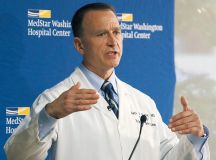 Washington Hospital Center trauma chief Jack Sava operated on Scalise. Photograph of Sava by Mark Wilson/Getty Images.