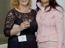 Diane Ecklund and Tina Mather.