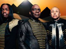 Earth, Wind and Fire - Courtesy of Post Merriweather Pavilion