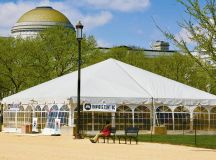 What's the Deal With That Big Evangelical-Christian Tent ...