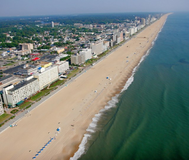 Virginia Beach Is One Of The States Most Popular Destinations Photo By Virginia Beach Cvb