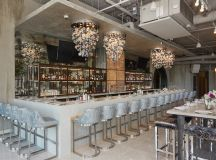 The Wharf's Opulent New Waterfront Restaurant Feels Like a Mediterranean Villa images 2