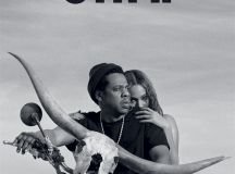 Photograph of Beyoncé and Jay-Z by Mason Poole.