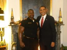 Meet the White House Chef Who Sculpts Ice, Decorates Cakes, and Bench Presses 700 Pounds images 0