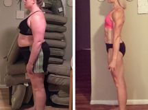 How I Got This Body: Turning 40, Ditching Paleo, and Losing 100 Pounds By Doing CrossFit and Counting Macros images 1