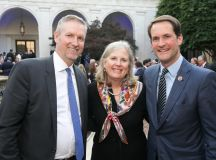 Jim Hock of PSP Partners and former Chief of Staff to Sec. Penny Pritzker, DAS Diane Farrell, and Connecticut Congressman Jim Himes.