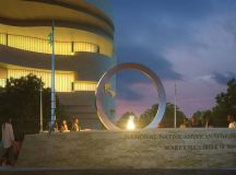 Here's the Design for First-Ever National Native American Veterans Memorial images 0
