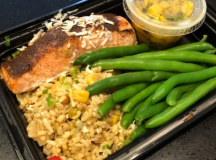 """Ballin' on a Budget:"" What Coach G of Fitness Studio Sweat DC Eats in a Day images 3"