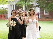 Thievery Corporation's Rob Garza Officiated a Rock Star-Style Wedding in Chevy Chase images 9