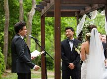 Rob Garza Thievery Corporation wedding Woodend Sanctuary Chevy Chase Maryland
