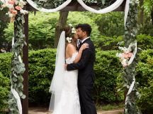 Thievery Corporation's Rob Garza Officiated a Rock Star-Style Wedding in Chevy Chase images 17