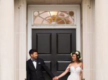 Thievery Corporation's Rob Garza Officiated a Rock Star-Style Wedding in Chevy Chase images 22