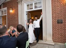 Thievery Corporation's Rob Garza Officiated a Rock Star-Style Wedding in Chevy Chase images 25