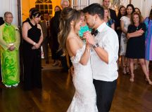 Thievery Corporation's Rob Garza Officiated a Rock Star-Style Wedding in Chevy Chase images 27