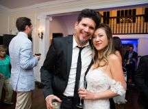 Thievery Corporation's Rob Garza Officiated a Rock Star-Style Wedding in Chevy Chase images 28