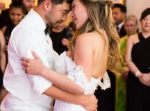 Thievery Corporation's Rob Garza Officiated a Rock Star-Style Wedding in Chevy Chase images 31