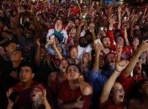 Capitals win DC celebration
