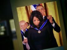 An Inside Look at DC's New Oprah Exhibit images 7
