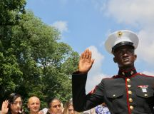 PHOTOS: US Naturalization Ceremony at Mount Vernon images 9