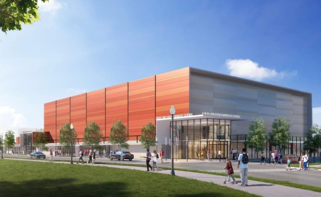 Dc S Newest Sports Complex Will Open September 22 In