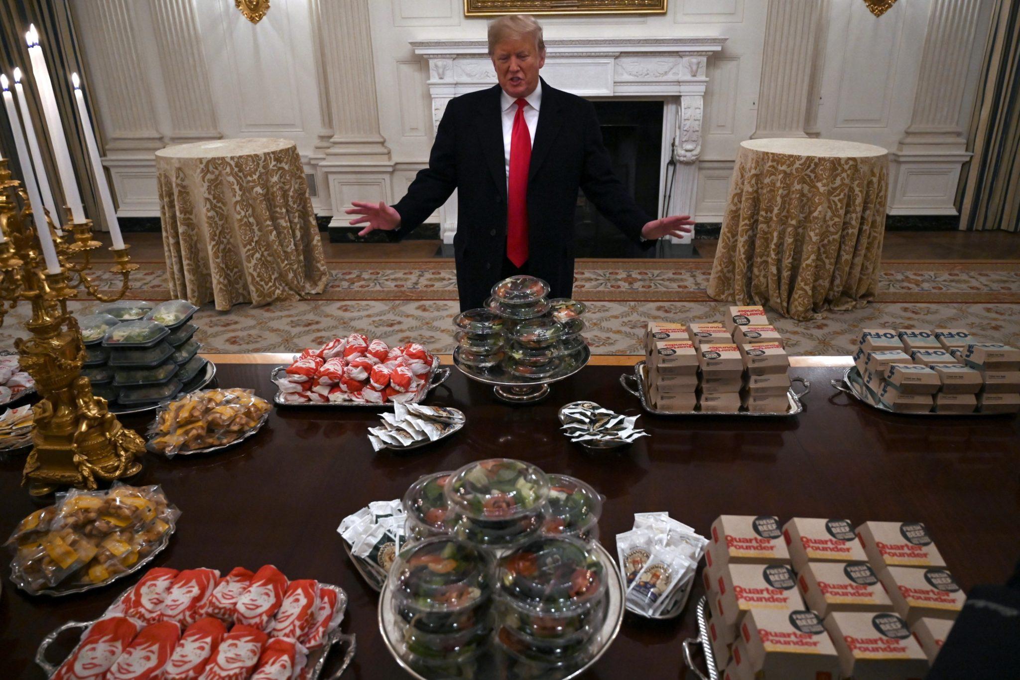 Fast Food Restaurants 2048