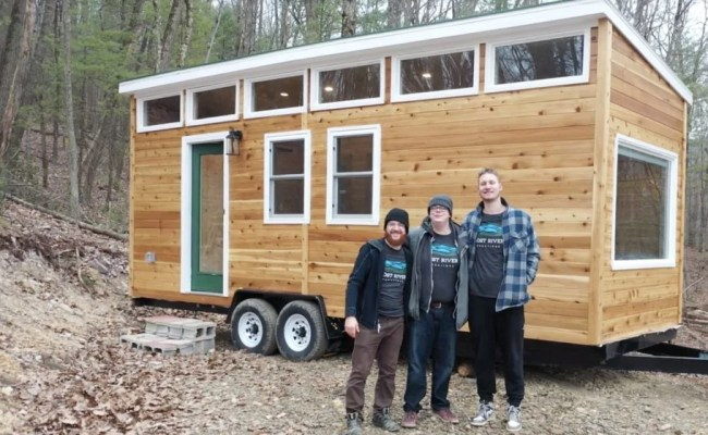 Three Gallaudet Alums Are Building A Tiny House Resort In