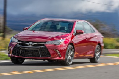 2015 Toyota Camry (Courtesy of AboutThatCar.com)