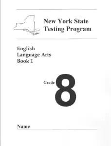 Eighth grader designs standardized test that slams